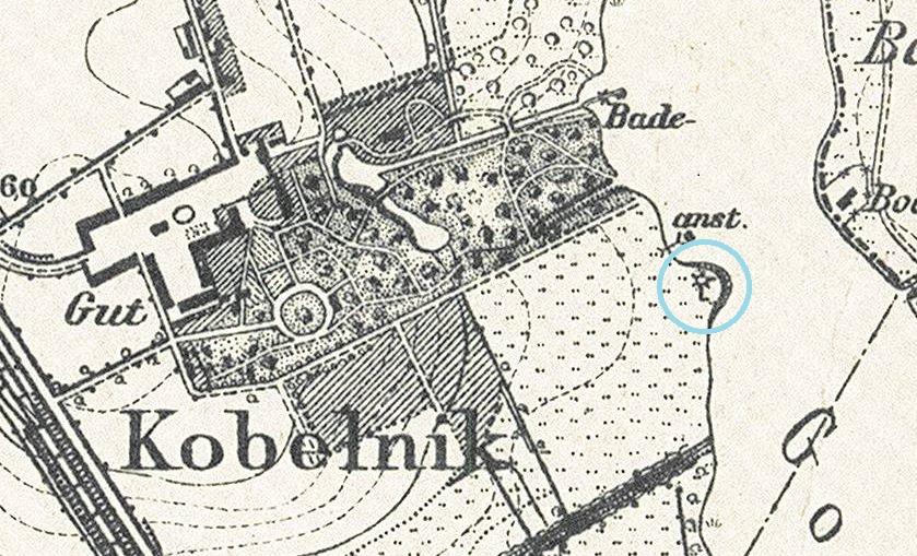Messtischblatt1911