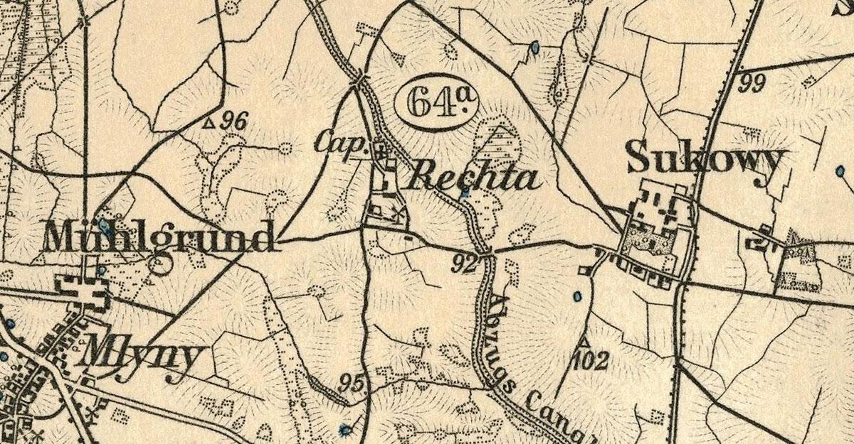 rechta-mapa