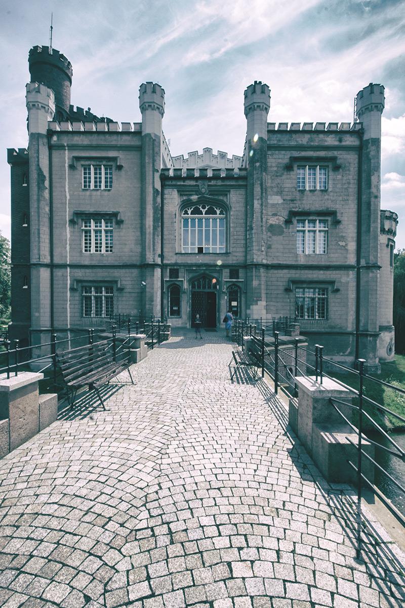 kornik-zamek