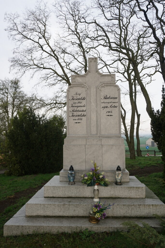 Grobowiec Józefa Kościelskiego i Kunegundy z Rokitnickich Kościelskiej