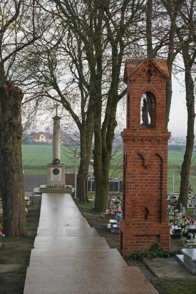 Cmentarz w Górze