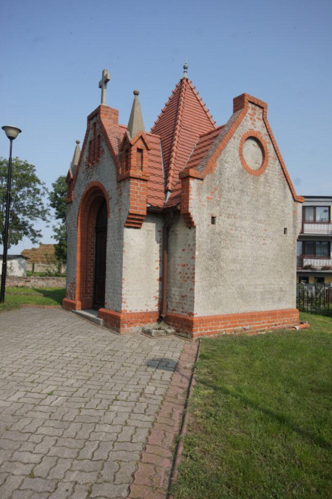 Kaplica w Sławsku Wielkim